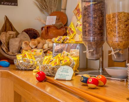 Check out the wide variety of products that we offer for your breakfast!
