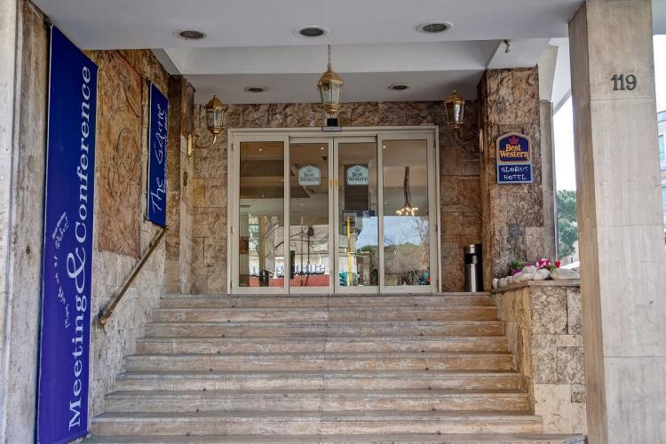 Best Western Globus Hotel Roma Rm