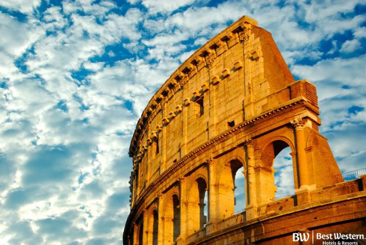 Rome guided tours-Best Western Globus Hotel Rome