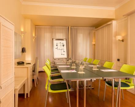 Are you looking for a meeting room in Rome? Choose Best western Globus Hotel.