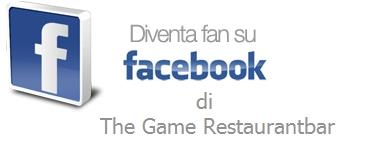 Diventa fan di The Game Restaurantbar su facebook, il ristorante interno del Best western Globus Hotel 3 stelle di Roma