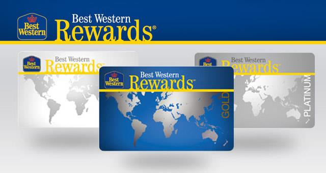 BEST WESTERN's loyalty program