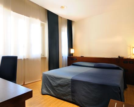 superior room the best western Globus Hotel 3 stars Rome
