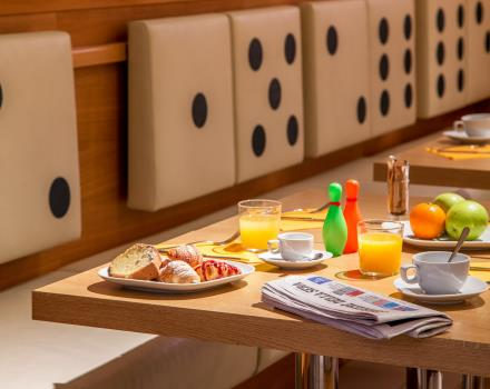 Discover the goodness and freshness of the products offered by BW Globus Hotel in the most important meal of the day: breakfast!