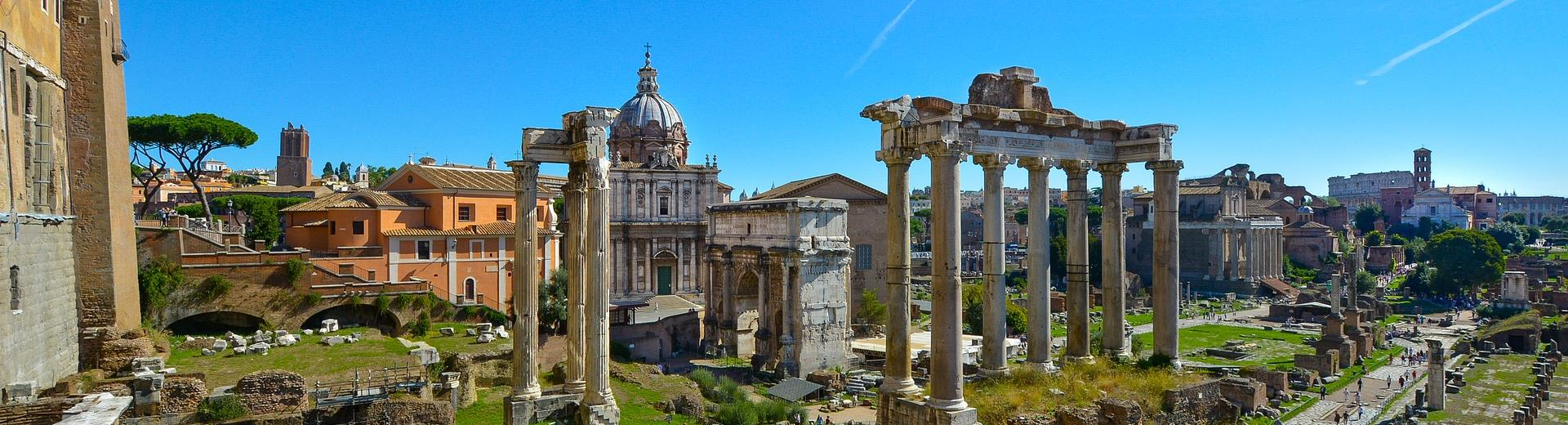 Find out with the Globus Hotel the itineraries to discover Rome!