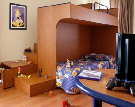 Discover the comfortable rooms at the Best Western Globus Hotel in Rome