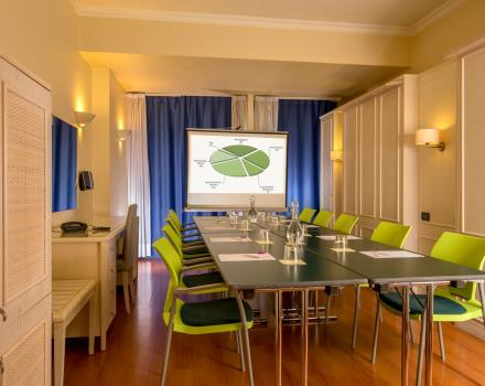 Choose hotel Globus for your meetings in Rome!