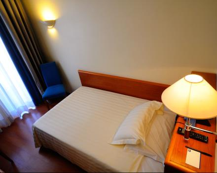 For business travellers a small room with all comfort.