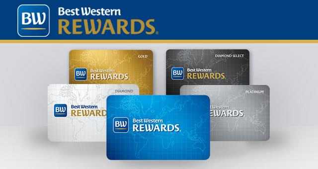 Best Western Rewards loyalty program-Best Western Globus Hotel Rome